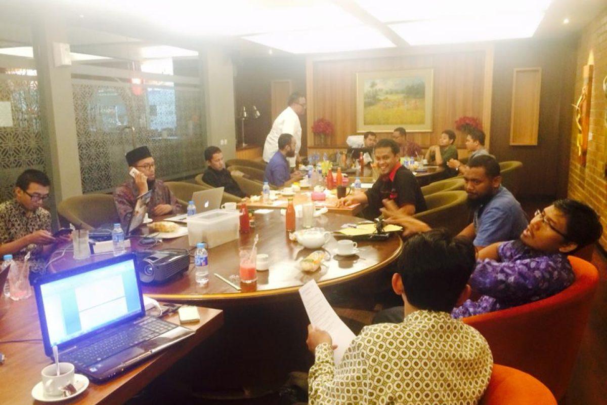 Rapat Kerja KIPMI: Tahun 2016 Tahun Berkarya