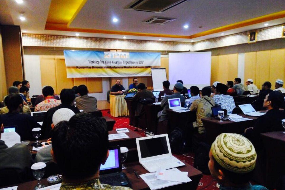 KIPMI Selenggarakan Pelatihan Tata Kelola Keuangan