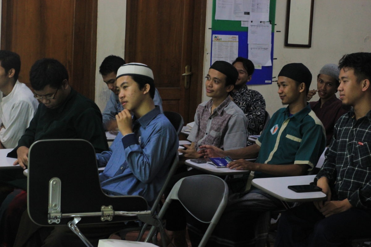 Reportase Kajian Kepemimpinan Pemuda Muslim (KKPM)