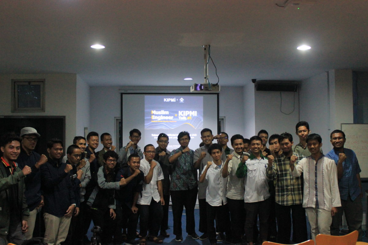 Diskusi Ilmiah KIPMI Talk 1 Teknologi Artificial Intelligence, Dampak dan Aspek yang Mempengaruhinya