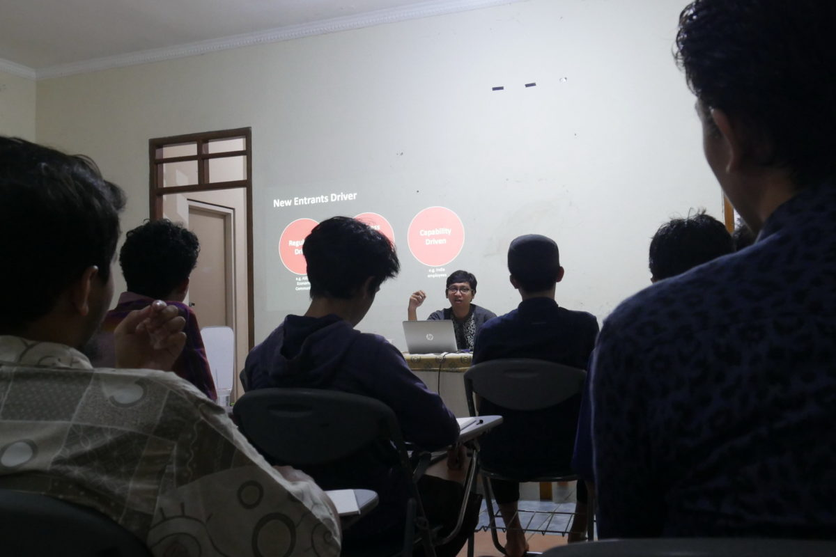 "Kajian Kepemimpinan Pemuda Muslim #6 ""Competitive Landscape Of Freshgraduates"""