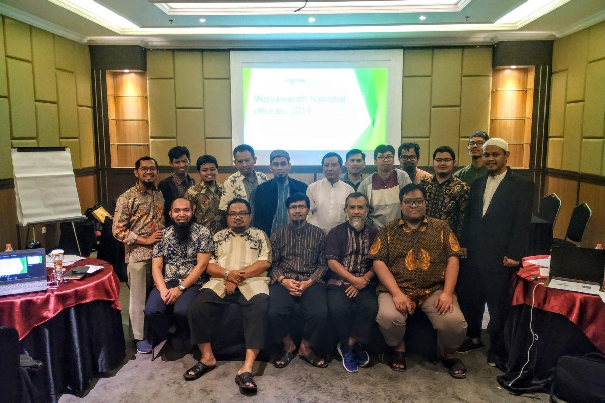 """Munas KIPMI """"Musyyawarah Nasional Komunitas Ilmuwan dan Profesional Muslim Indonesia"""""""